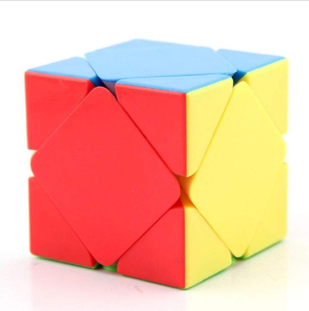 Gobus MoYu MoFangJiaoShi Cubing Classroom Skewb Velocidad Cubo Cubo mágico Teaser Twist Puzzle Puzzle Stickerless: Amazon.es: Juguetes y juegos