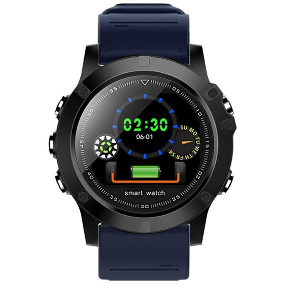 Amazon.com: Mens Smart Watch, 1.3 Inch Color Screen Smart ...