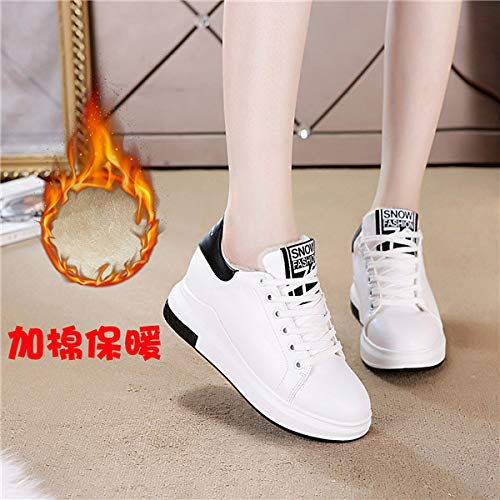 autumn SYW Spring White comfortable shoes casual shoes white shoes and sports warm season cotton xExZadrw