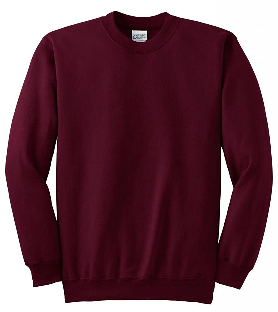 Port /& Company Tall Essential Fleece Crewneck Sweatshirt PC90T