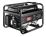PowerBoss 30667, 3500 Running Watts/5250 Starting Watts, Gas Powered Portable Generator