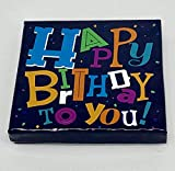 Gift Card Holder, Pack of 3 (Happy Birthday Letters): more info