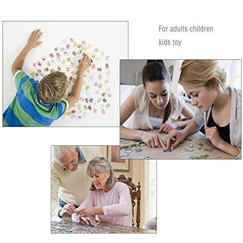JSPOYOU Adults Puzzles 150 Piece Large Puzzle Game Interesting Toys Personalized Gift