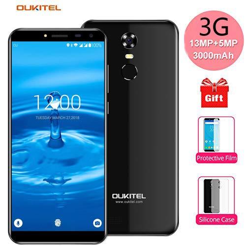 Smartphone ohne vertrag, Oukitel C8 5.5 Zoll 3G Smartphone Ohne ...