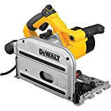 DEWALT DWS520CK 6-1/2-Inch 12-AMP TrackSaw Kit with 59-Inch and 102-Inch Track For Sale