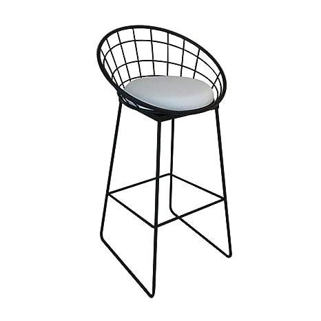 Prime Amazon Com Gsej Barstools Metal Barstools Wrought Iron High Creativecarmelina Interior Chair Design Creativecarmelinacom