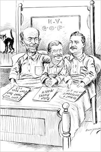 Politics Makes Strange Bedfellows 1898 Political Cartoon