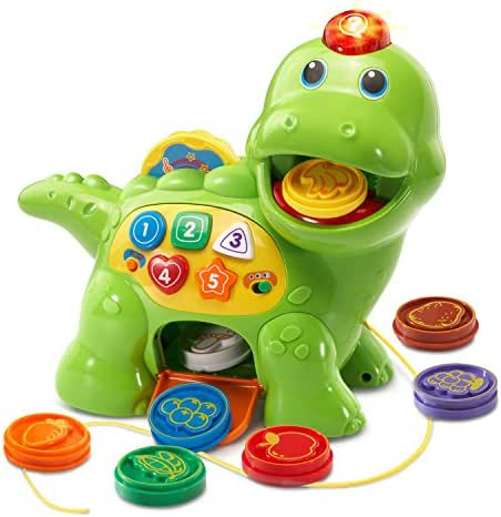 VTech Chomp and Count Dino