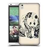 Official Tobe Fonseca Tattooed Panda Animals 2 Hard Back Case for HTC Desire 816
