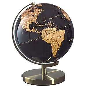 Mascagni globo terr queo mapamundi en cobre sobre fondo - Globo terraqueo amazon ...