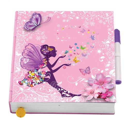 Flutterbye Surprise Butterfly Diary - Pink