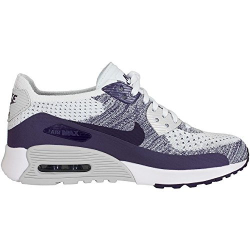 Nike W Air Max 90 Ultra 2.0 Flyknit - 881109-104 - US Size white/raisin