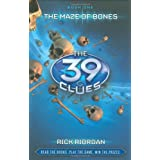 The 39 Clues Book One: The Maze of Bones (Library Edition)by Rick Riordan