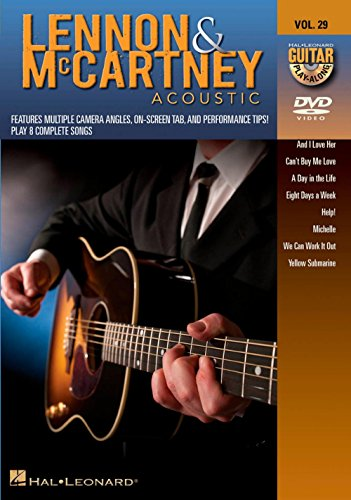 Complete Acoustic Guitar Dvd - 8