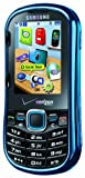 Samsung Intensity II, Metallic Blue (Verizon Wireless)