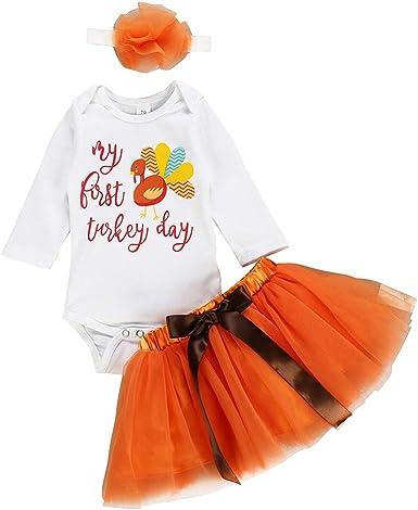 HANANei Toddler Baby Girl Short Sleeve Christmas Deer Print Skirt Party Dress