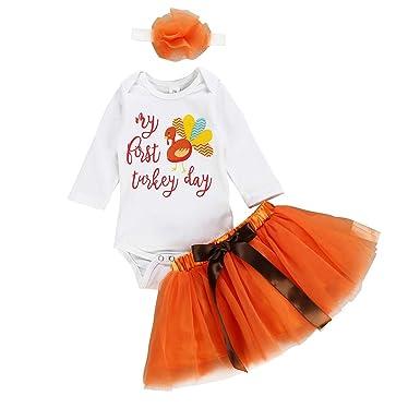 Cyeer ❤ Conjunto de tutú y Falda para el Pelo para recién Nacido ...