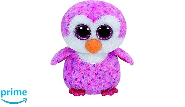 Ty - Beanie Boos Glider, pingüino, 15 cm, Color Rosa (United Labels Ibérica 36177TY): Amazon.es: Juguetes y juegos