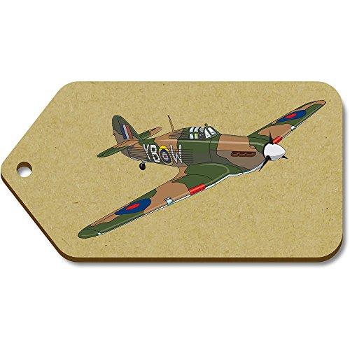 10 regalo 99mm 51mm x Large 'Hurricane Tag bagaglio tg00071536 Plane' RnUwrfRgq