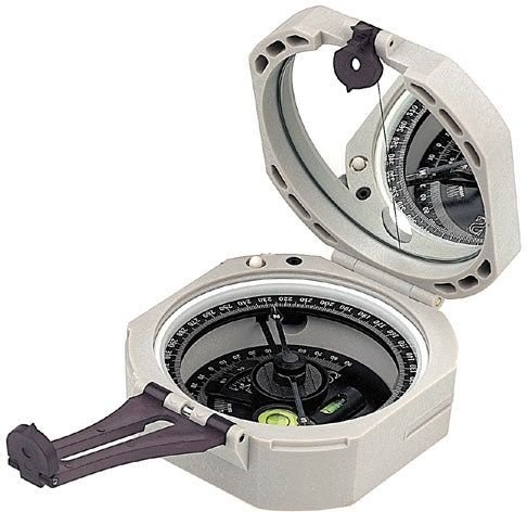 Brunton ComPro Pocket Transit International Compass with 0-360 Degree ()