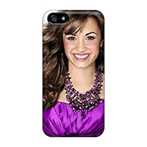 Protective Tpu Case With Fashion Design For Iphone 5/5s (demi Lovato Celebrities)
