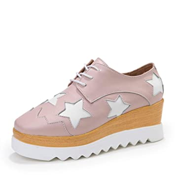 df413c451da0 ZCW Casual Versatile Shoes,Square Star Shoes