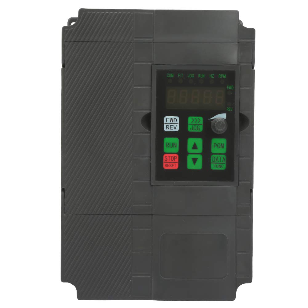 Single to Three PhaseVariable Frequency,AC220V 0.75KW 1HP Phase Variable Drive Inverter CNC VFD by Xinwoer