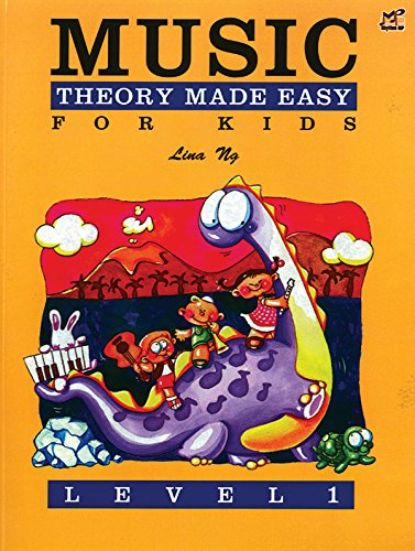 Theory Made Easy for Kids, Level 1 (Made Easy: Level (Easy Level)