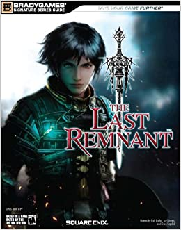 THE LAST REMNANT STRATEGY GUIDE EBOOK