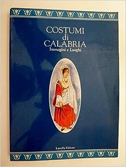 Costumi di Calabria