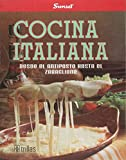 Cocina Italiana (Colleccion ''Sunset-Trillas) (Italian Edition)