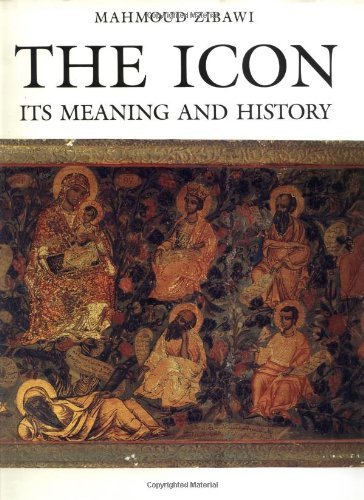 The Icon: Its Meaning and History by Mahmoud Zibawi (1993-12-02) por Mahmoud Zibawi