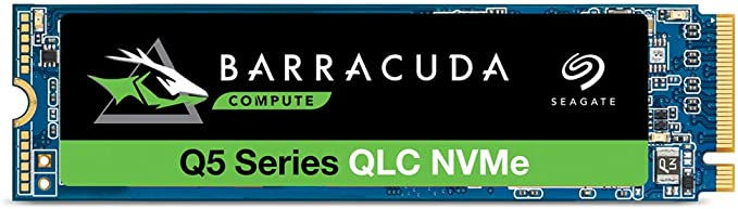 Seagate Barracuda Q5 500GB Internal SSD  M2 NVMe PCIe Gen3 4 3D QLC for Desktop or Laptop 1Year Rescue Services ZP500CV3A001 at Kapruka Online for specialGifts