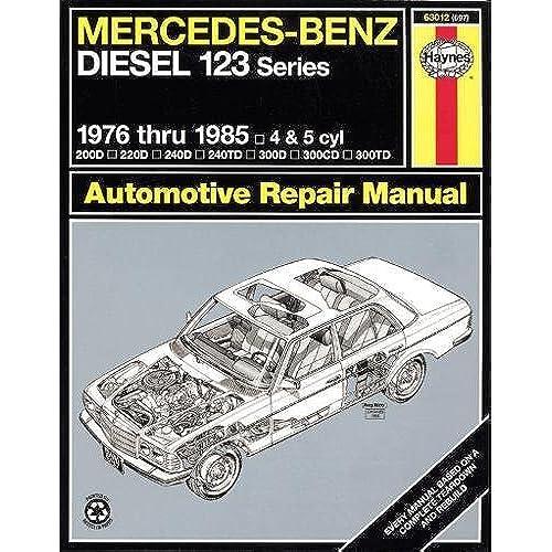 repair manual mercedes amazon com rh amazon com 1979 Mercedes 450SL 1978 Mercedes 450SL