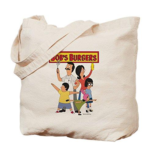 CafePress Tote Bag - Bob's Burger Hero Family Tote Bag by CafePress