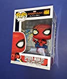 TOM HOLLAND - Autographed Signed SPIDER-MAN FUNKO