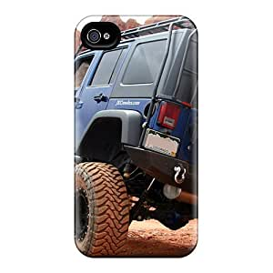 New Arrival For Iphone 4/4s Cases Jeep Wrangler Covers For Girl Friend Gift, Boy Friend Gift