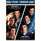 Star Trek III: The Search for Spock / Star Trek IV: The Voyage Home Double Feature