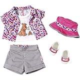 Zapf Creation Zapf 4001167823767 Outfit, Mehrfarbig