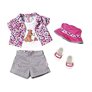 Zapf Creation 823767 BABY born Play&Fun tenue de camping Deluxe 2