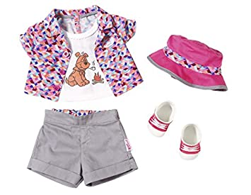 58c4f7a7b Baby Born Play and Fun Deluxe Camping Outfit  Amazon.co.uk  Toys   Games