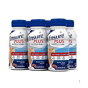 Ensure Plus Nutrition Shake, 8-Ounce Bottle