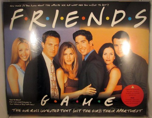 Friends Game (The one Ross Invented that lost the girls their apartment) by Really Useful by Really Useful