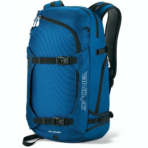 Dakine 38-Litre Blade Pack (Blue, 23 x 12 x 10-Inch), Outdoor Stuffs