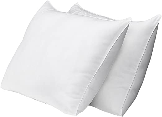 Best Pillow.Amazon Com Exquisite Hotel Standard Size Bed Pillows 2 Pack