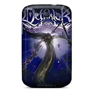 Protective Cell-phone Hard Cover For Samsung Galaxy S3 (Acc289jhBH) Allow Personal Design Vivid Dethklok Skin