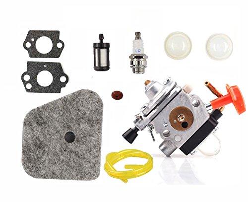 Carburetor Carb Gasket Air Filter Fuel Line For Stihl models KM100R KM110R KM90R SP90 SP90T FS90K HL90 HL95 HL95K S100RX FS110R FS110X FS110RX FC100 FC110 FC90 FC95 FS90R FS100 FS87R FS90K -  HQ parts