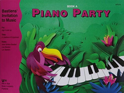 WP270 - Piano Party - Book A ()