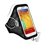 Best Cord Wraps For Blackberries - Large Sport Armband Running Wortkout Pouch Exercise Bag Review