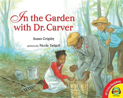 In the Garden With Dr. Carver (Fiction Readalong)